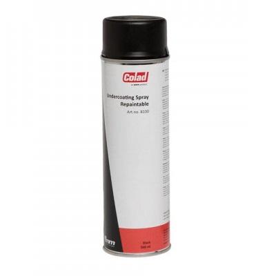 Insonorizant spray, Colad 8100, pentru prevenirea ruginei și amortizarea sunetului, 500 ml [0]