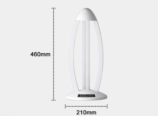 Lampa UV bactericida Aether oGuard Ozon, sterilizează și dezinfectează 99,9% de diferiți agenți patogeni bacterieni 4