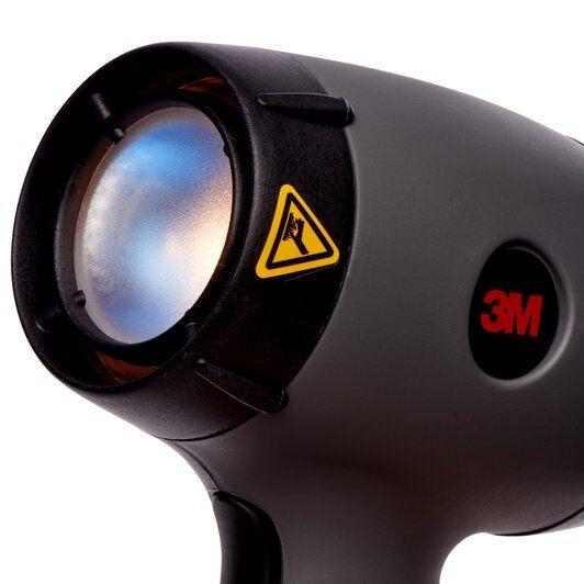 Lampa verificat nuanta vopselei 3M PPS II PN16550 cu acumulator 3