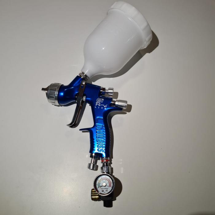 Regulator de presiune aer cu manometru mecanic,Sealey AR01, montare pe furtun, cupla 1/4, maxim 10 bar [3]