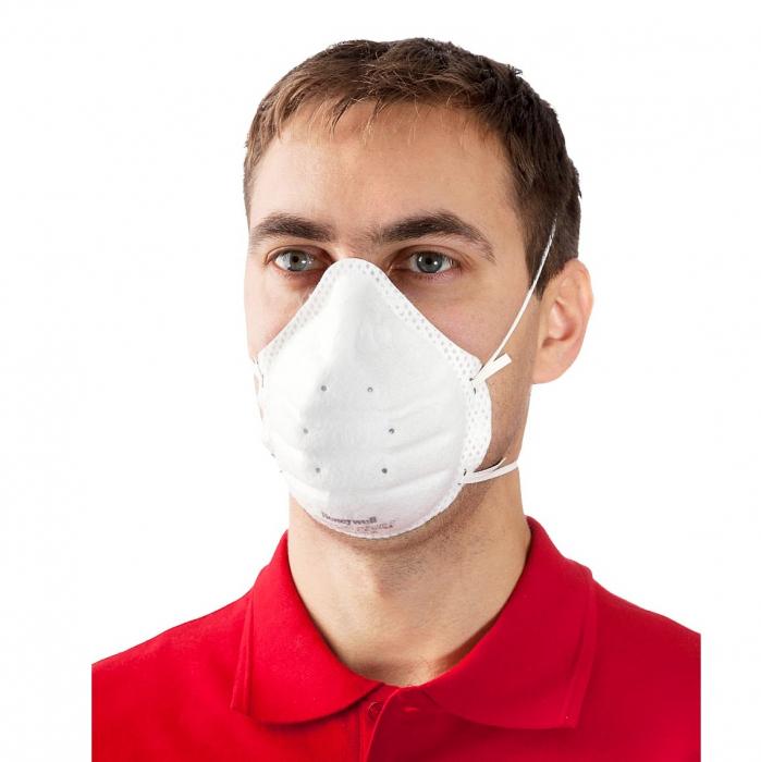 Mască protectie Honeywell Superone 3203 filtru FFP1 NR D, fără utilizare restrictivă, mărime universală 0