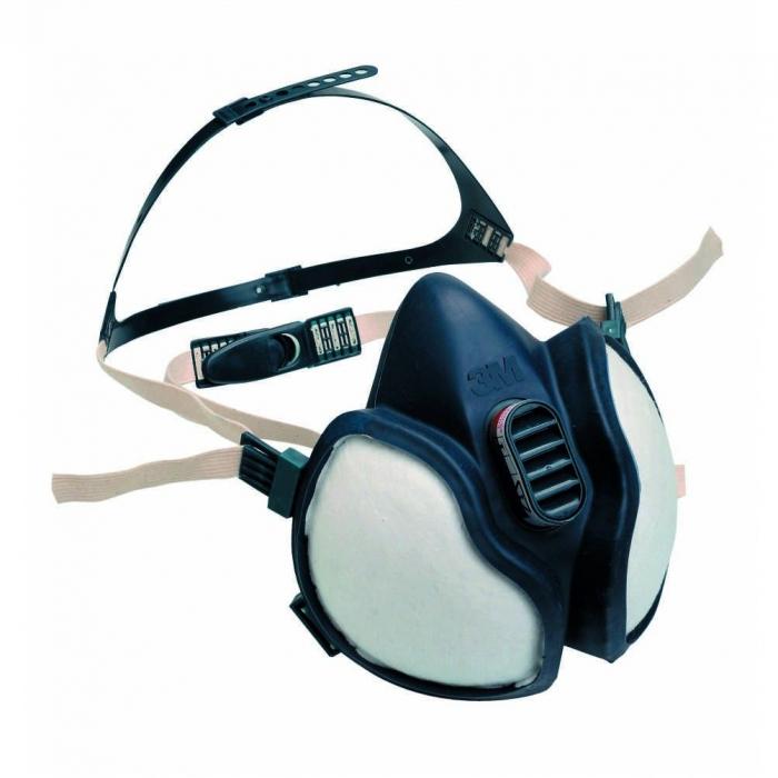 Masca protectie profesionala 3M™ 4251 de protectie respiratorie, filtru FFA1P2 R D 0