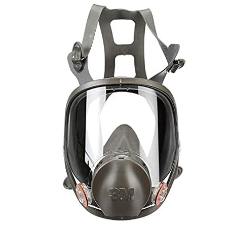 Masca protectie profesionala 3M™ 6900 Marime L, integrala de protectie respiratorie reutilizabila, fara filtre (se comanda separat) [5]