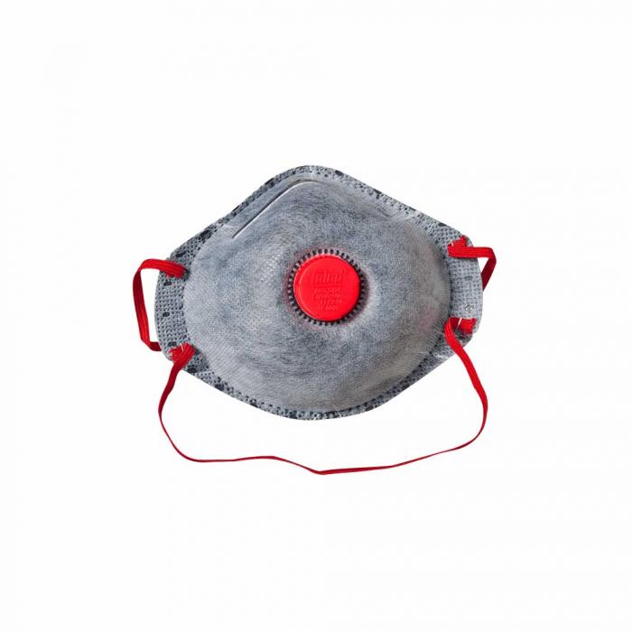 Masca particule Colad 5425 protectie respiratorie ridicata FFP2 cu supapa si carbon activ 0