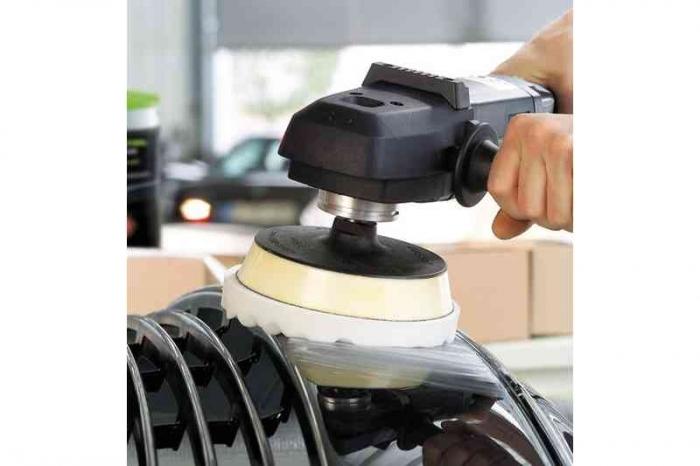 Masina de polisat Festool Pollux 180 E electrica 230V, Ø 180 mm, 800-2400 rpm 2