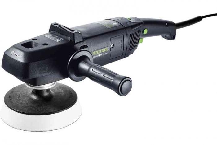 Masina de polisat Festool Pollux 180 E electrica 230V, Ø 180 mm, 800-2400 rpm 0