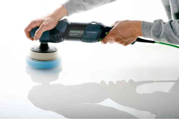 Masina de polisat Festool Shinex RAP 150-14 FE electrica 230V Ø, 150 mm, 600-1400 rpm 3