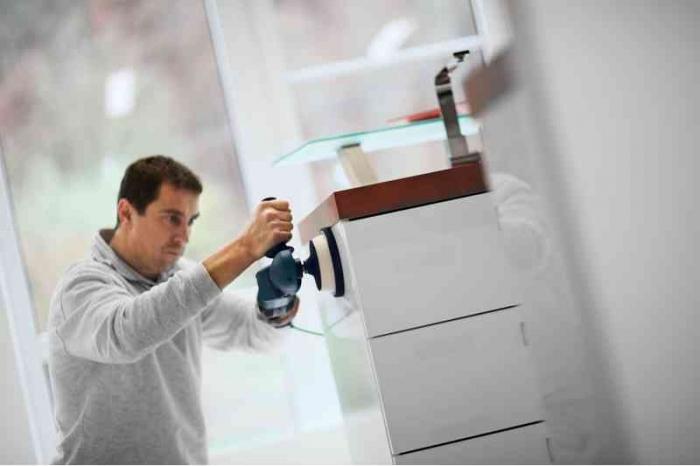 Masina de polisat Festool Shinex RAP 150-14 FE electrica 230V Ø, 150 mm, 600-1400 rpm 1
