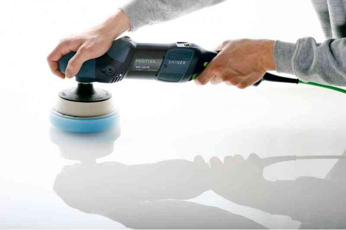 Masina de polisat Festool Shinex RAP 150-21 FE electrica 230V, Ø 150 mm, 900-2100 rpm [1]