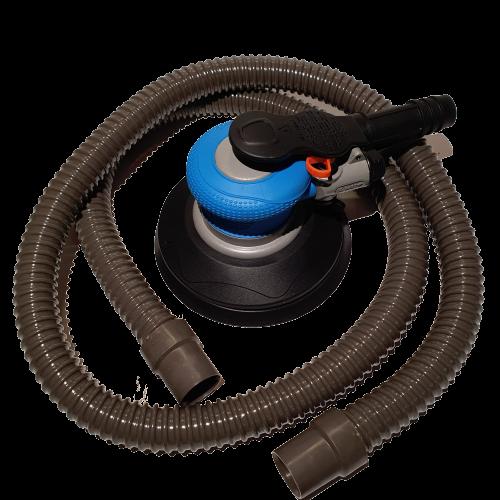 Masina slefuit pneumatica, Gloss GSM00, 10500 rotatii/min, Ø 150 mm [2]