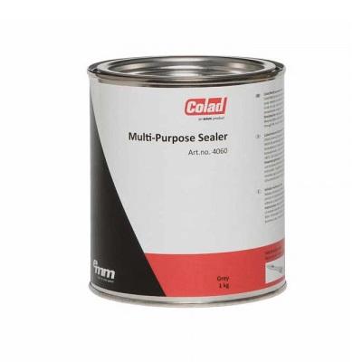 Mastic pensulabil, Colad 4060, rezistent la benzina si ulei, revopsibil, culoare gri, pensulabil, 1 kg [0]