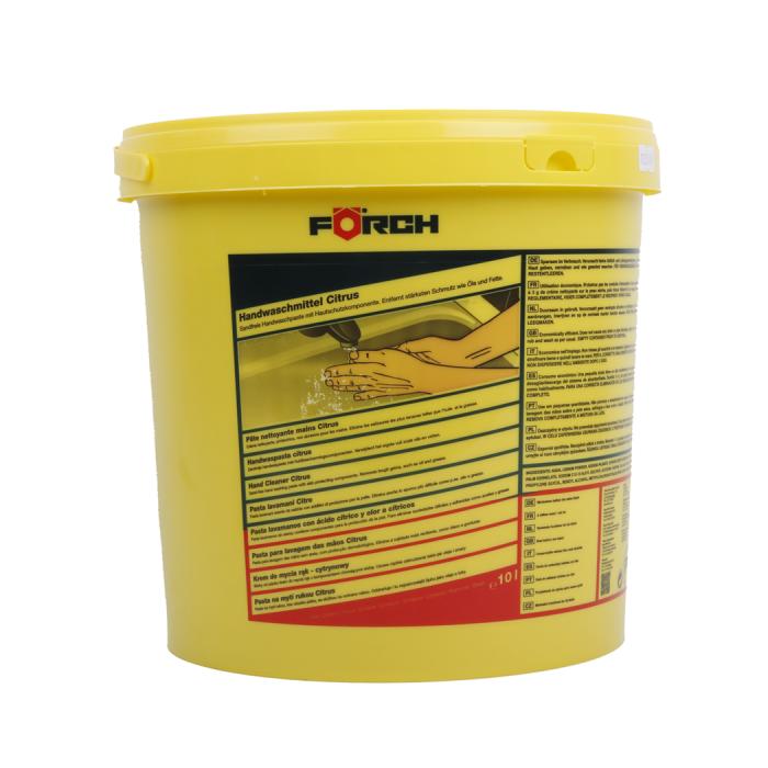 Pasta pentru curatarea mainilor, Forch 6180 9008, indepartarea uleiurilor şi grăsimilor, cantitate 10L [0]