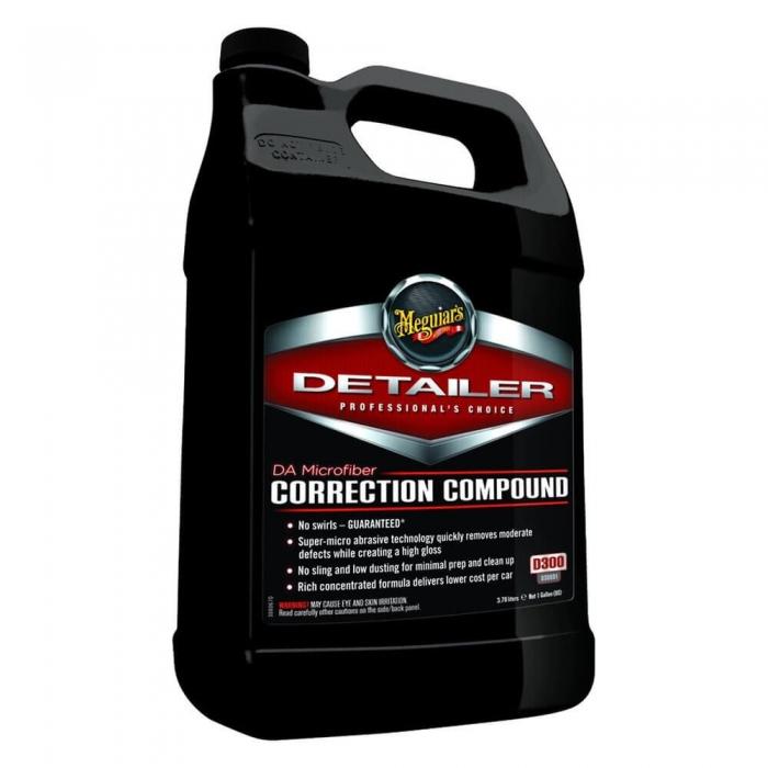 Pasta polish abraziva Meguiar's - DA Microfiber Correction Compound 3.78 litri 0