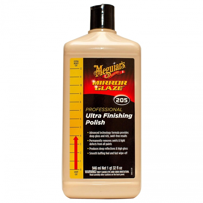 Pasta polish ultra fina Meguiar's - Mirror Glaze Ultra Finishing Polish 946 ml 0