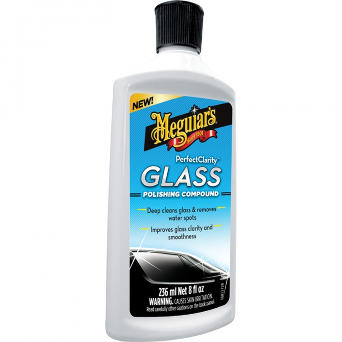 Pasta polish Sticla Meguiar's - Perfect Clarity Glass Polishing Compound 236 ml 0