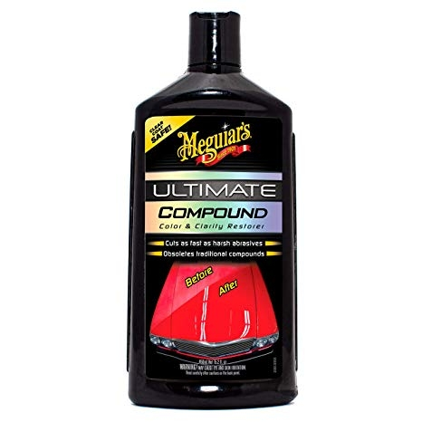 Pasta polish Meguiar's - Ultimate Compound Color Restorer 450 ml 0