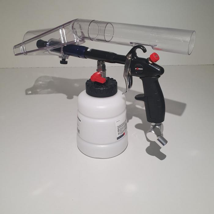 Pistol de curatare, FORCH 003945190, cu accesorii pentru aspirator [4]