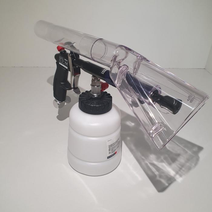 Pistol de curatare, FORCH 003945190, cu accesorii pentru aspirator [2]
