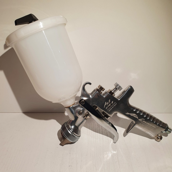 Pistol de vopsit Anest Iwata AZ3 HTE-2 AV Air Gunsa 2