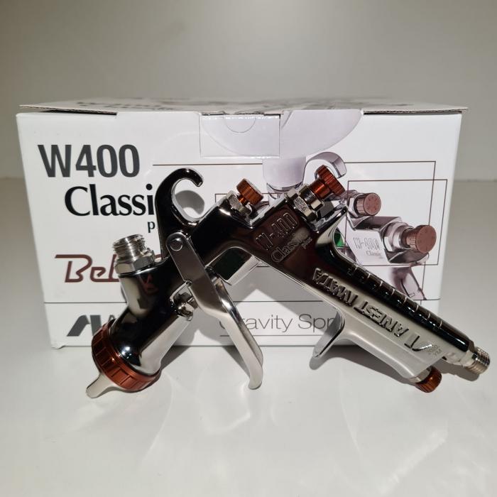 Pistol de vopsit Anest Iwata W 400 BellAria Classic Plus [3]