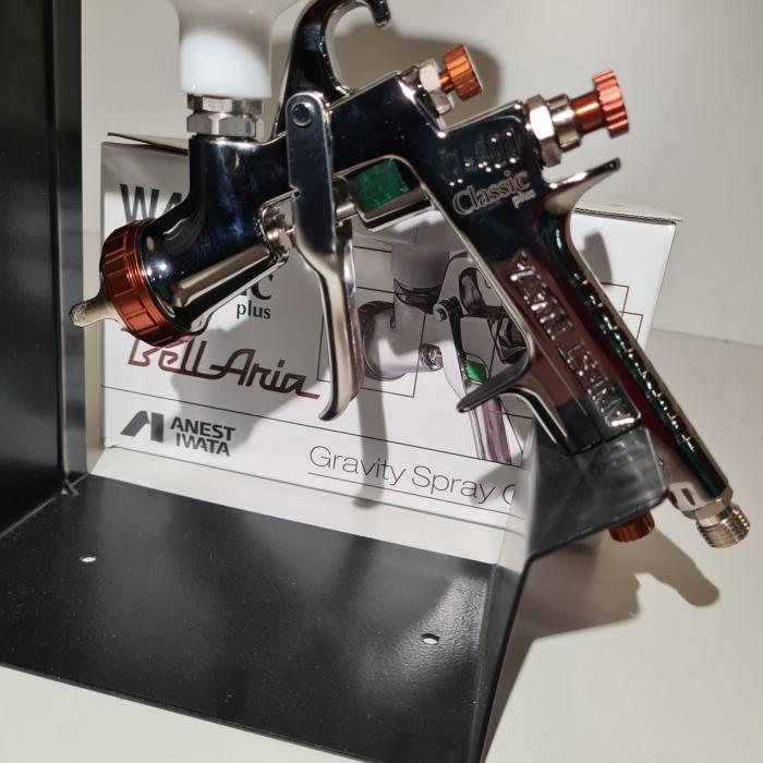 Pistol de vopsit Anest Iwata W 400 BellAria Classic Plus [4]