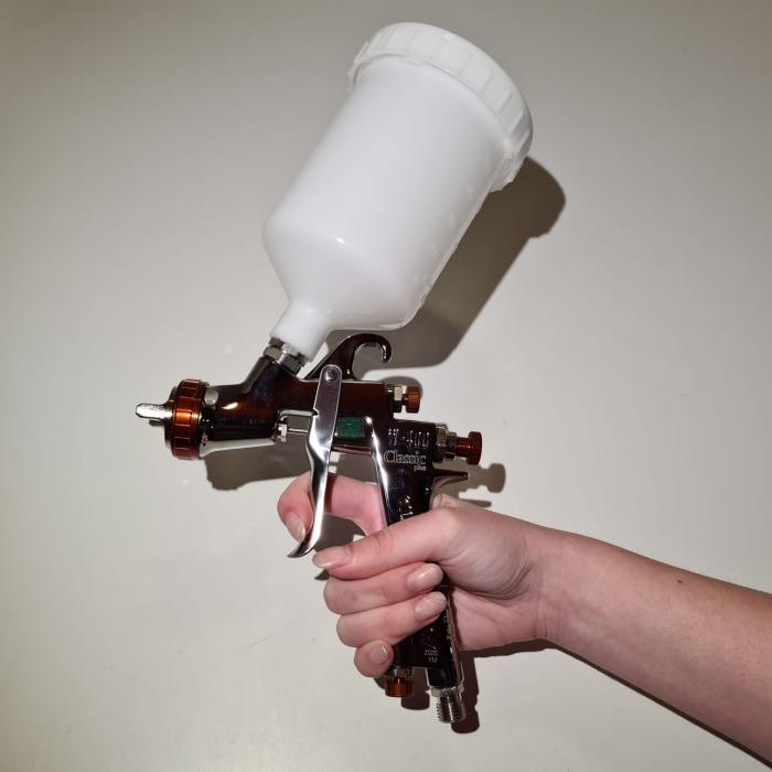 Pistol de vopsit Anest Iwata W 400 BellAria Classic Plus [1]