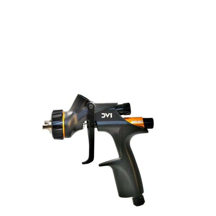 Pistol de vopsit DeVilbiss DV1 pentru lac, PPS fara cana, consum aer incepand de la 285 l/min [0]