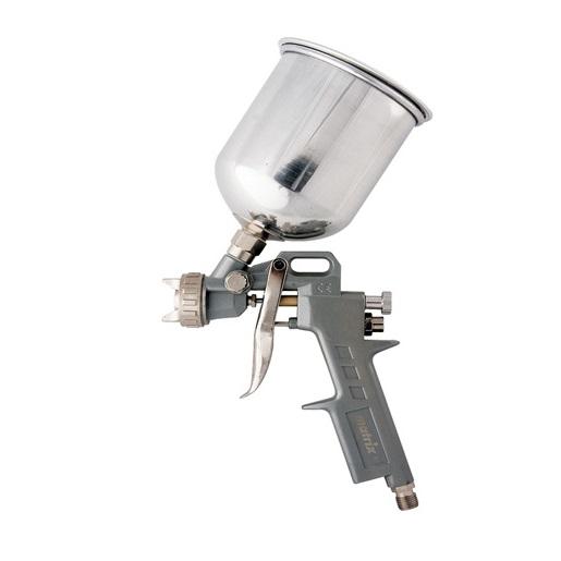 Pistol de vopsit Matrix cana metalica 600 ml 0