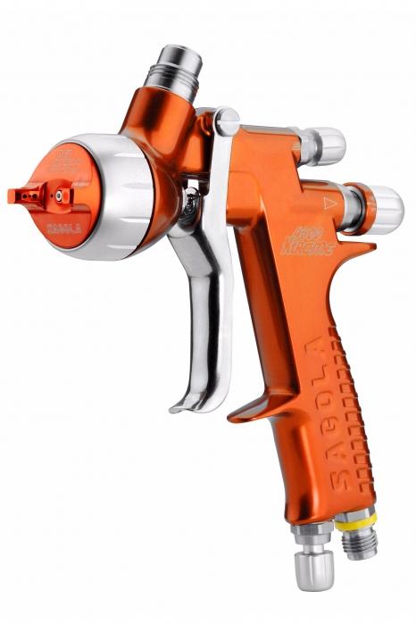 Pistol de vopsit Sagola 4600 Xtreme 3
