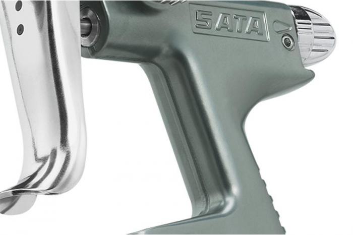Pistol de vopsit SATAjet® 100 B F RP®, duza la alegere, cana 600 ml [1]