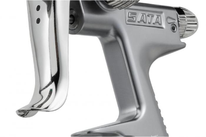 Pistol de vopsit SATAjet® 1000 B RP®, duza la alegere, cana 600 ml [1]