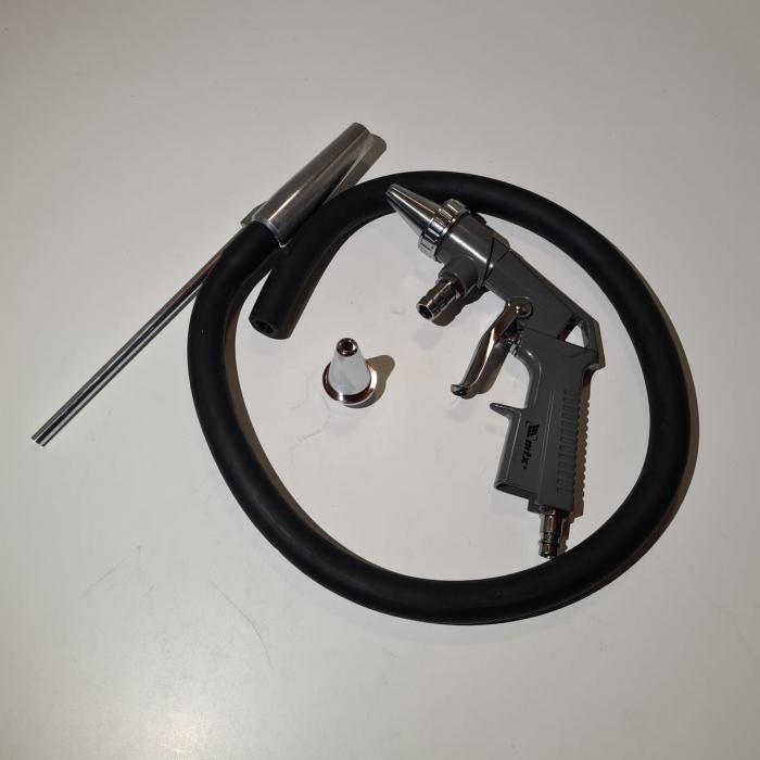 Pistol pentru sablat, Matrix  573289, cu furtun si  duza de rezerva [3]