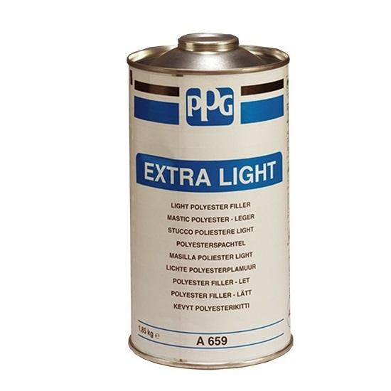 PPG A659 Extra Light Polyester Filler + intaritor [0]