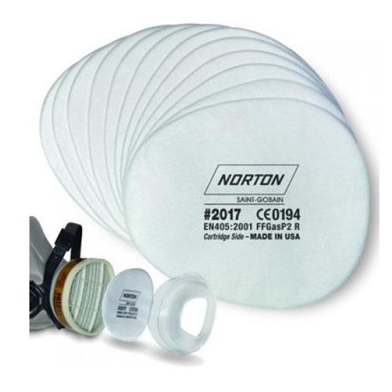 Pre-filtre Norton 2017 categoria P2 pentru masca Norton 2016 buc 0