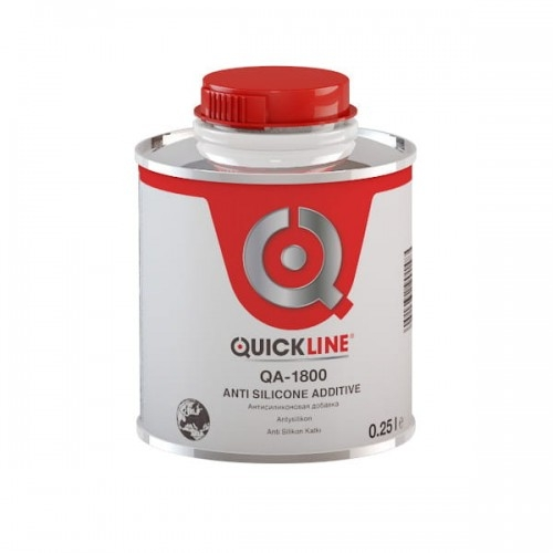 Quickline QA-1800 aditiv anti siliconic 0.25 litri 0