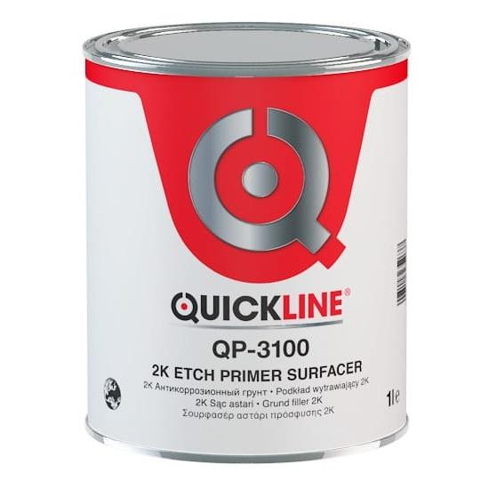 Quickline QP-3100 2K ETCH Primer Surfacer 1 litru 0