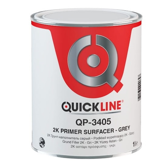 Quickline QP-3405 Primer / Filler Surfacer 2K (5:1) 0