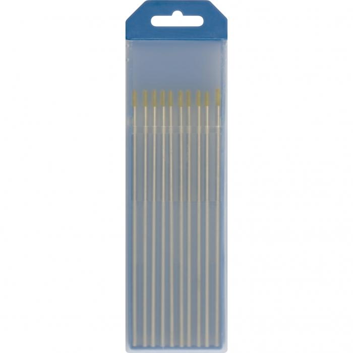 Electrozi suduraLanthanum tungsten WL15 150 mm  Ø 1,6 mm (10 bucati) 0