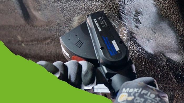 Scula electrica Monti MBX® Electric Set SE-206-BMC Standard Duty curatat si pregatit suprafete, putere 700 W, alimentare 230 V 4