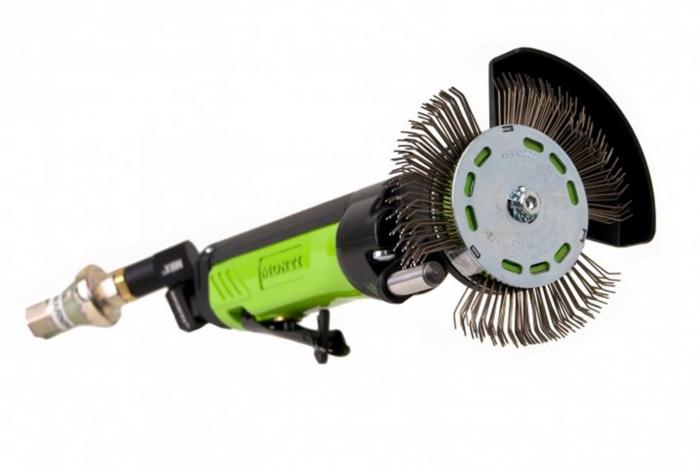 Scula pneumatica, Monti Die Blaster® SDB-001, curatat si pregatit suprafete, 2700 rpm, cutie tansport rezitenta inclusa 1