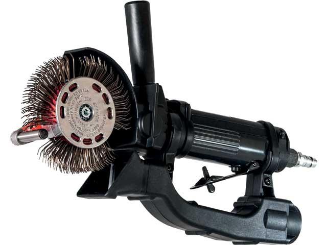 Scula pneumatica, Monti Die Blaster® SE-647-BMC, curatat si pregatit suprafete, 3500 rpm, cutie transport rezistenta inclusa 1