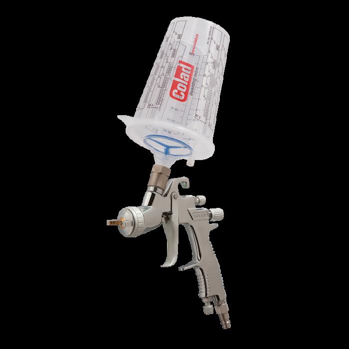 Sistem aplicat vopseaua Snap Lid System® Colad 50 pahare + 50 filtre 3