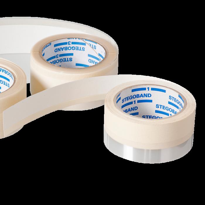 Stegoband banda mascare chedere Colad 906023 Clasic Perforata, Type III, rezista pana la 110 ° C, lungime rola 10 metri 0