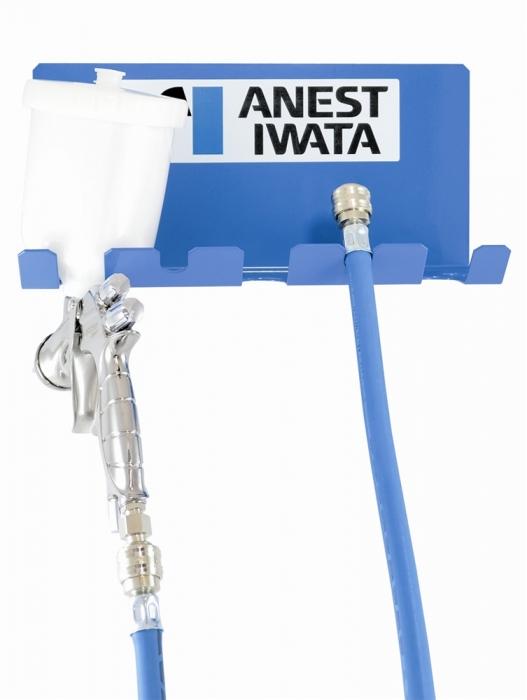 Suport 3 pistole de vopsit Anest Iwata magnetic 1