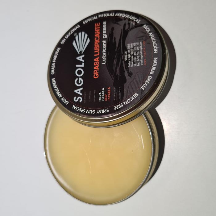 Vaselina, Sagola 53410039, pentru lubrifiere pistoale de vopsit, gramaj 100 ml [3]