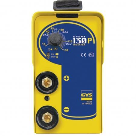 Aparat de sudura GYS 029972 GYSMI 130P, tehnologie MMA - TIG 130 Amperi2