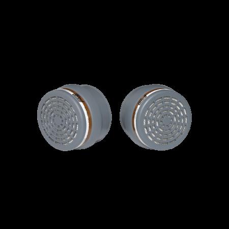 Filtru carbon activ Colad 5021 A2P3 pentru masca Colad 502100 set 2 buc0
