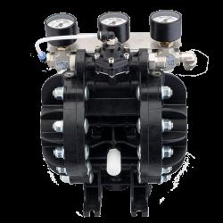 Binks DX70 1:1 ratio pompa cu diafragma3