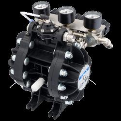 Binks DX70 1:1 ratio pompa cu diafragma4