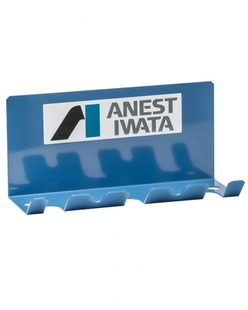 Suport 3 pistole de vopsit Anest Iwata magnetic0